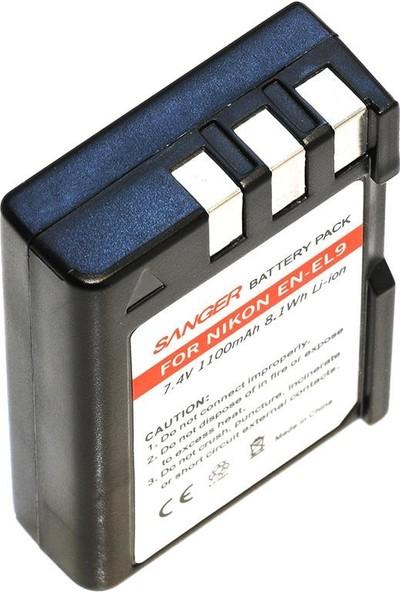 Sanger En-El9 Nikon Fotoğraf Makinesi Batarya