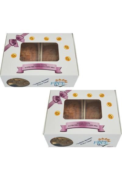 Haşhaşlı Glutensiz Kek 2'li 250G X2