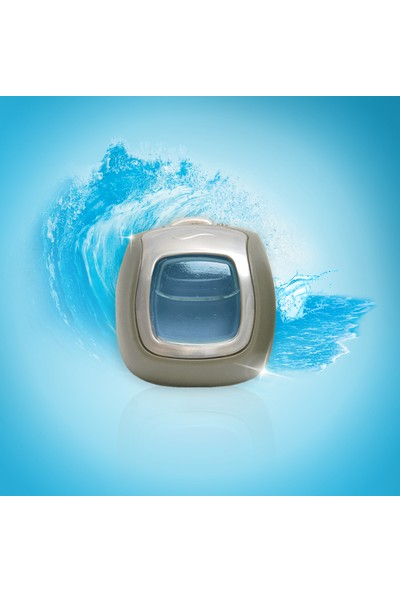 Febreze Hava Ferahlatıcı Araba Kokusu Okyanus Esintisi 2'li Fırsat Paketi