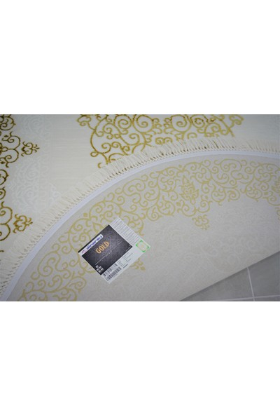 Dinarsu Halı 080X300 Oval Gold Koleksiyonu GD001-060