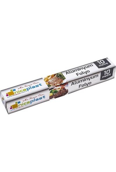 Niceplast Alüminyum Folyo 10 m