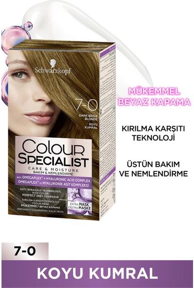 Colour Specialist Doğal Kumral 7.0