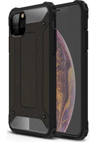 Vendas Apple iPhone 11 Pro Max Secure Serisi Kılıf Siyah