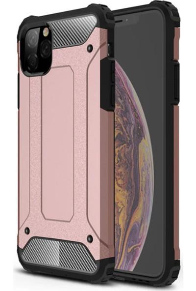 Vendas Apple iPhone 11 Pro Secure Serisi Kılıf Rose Gold