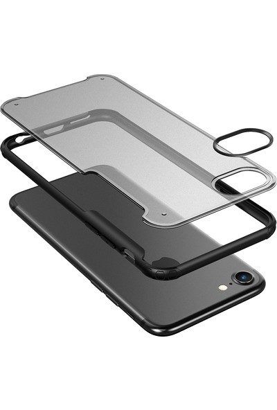 Vendas Apple iPhone 8 Venga Serisi Premium Kılıf Yeşil