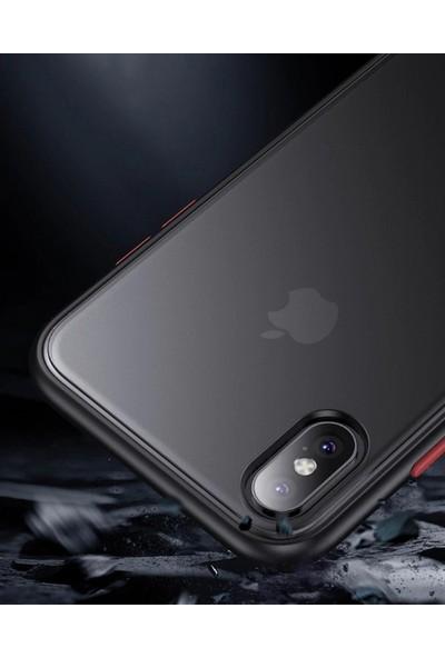 Vendas Apple iPhone XR Drop Dizayn Premium Silikon Kılıf Sarı