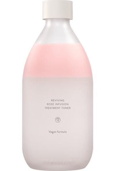 Aromatica Reviving Rose Infusion Treatment Toner – Canlandırıcı Gül Toniği