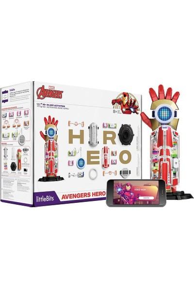 Littlebits Marvel Avengers Hero Inventor Kit Seti