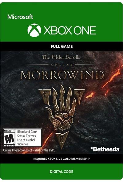 The Elder Scrolls Online: Morrowind Xbox One Dijital Oyun