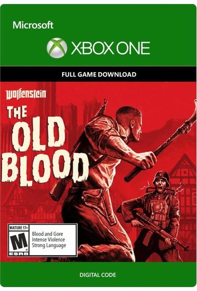 Wolfenstein: The Old Blood Xbox One Dijital Oyun