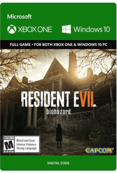 Resıdent Evıl 7 Biohazard / Bıohazard 7 Resident Evil Xbox One Dijital Oyun