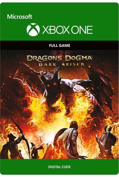 Dragon's Dogma: Dark Arisen Xbox One Dijital Oyun
