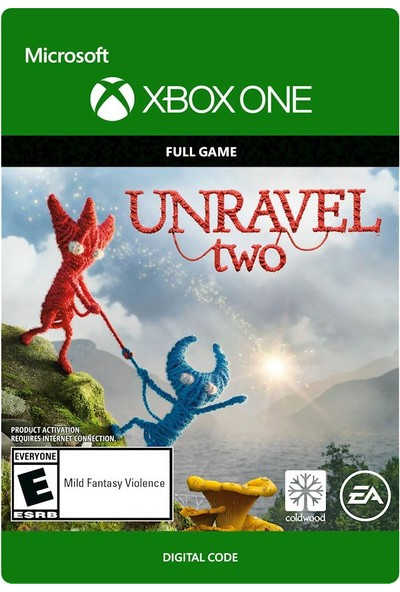 Unravel Xbox One Dijital Oyun
