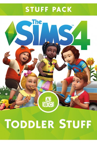 The Sims 4 Toddler Stuff Dijital Oyun