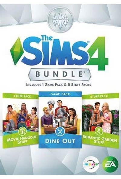 The Sims 4 Bundle Pack 3 Dijital Oyun
