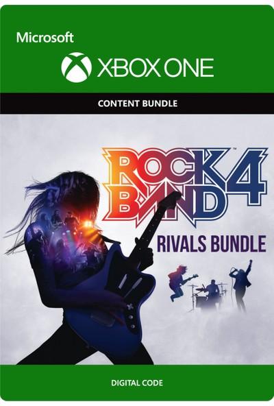 Rock Band 4 Rivals Bundle Xbox One Dijital Oyun