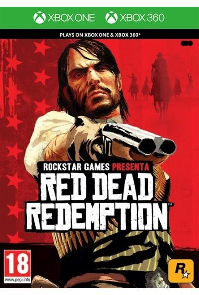 Red Dead Redemption Xbox One Dijital Oyun