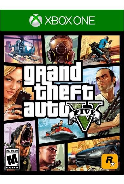 Grand Theft Auto V Xbox One Dijital Oyun