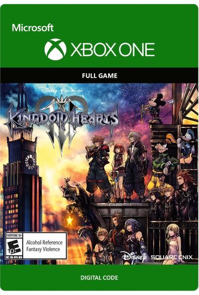Kingdom Hearts III Standard Edition Xbox One Dijital Oyun