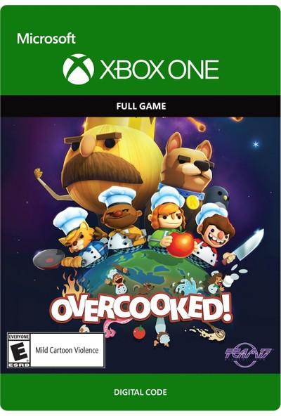 Overcooked Xbox One Dijital Oyun