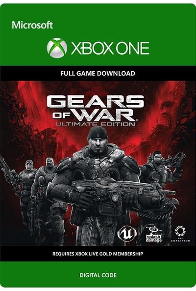 Gears Of War: Ultimate Edition Xbox One Dijital Oyun