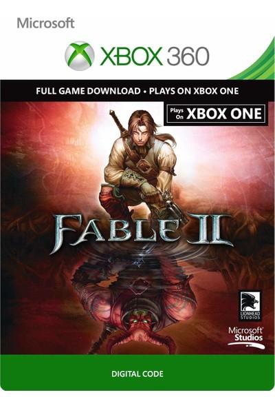 Fable II Xbox One Xbox 360 Dijital Oyun