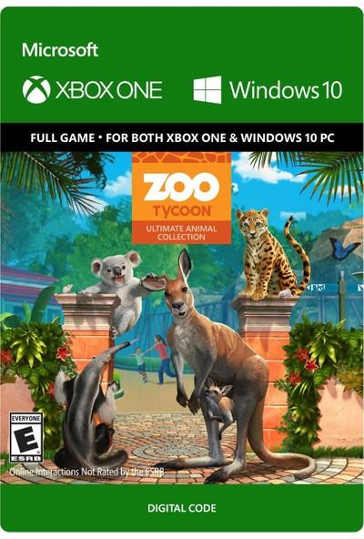 Zoo Tycoon: Ultimate Animal Collection Xbox One Dijital Oyun