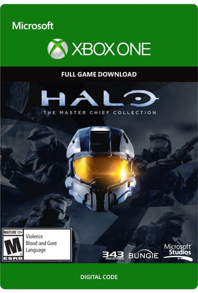 Halo: The Master Chief Collection Xbox One Dijital Oyun