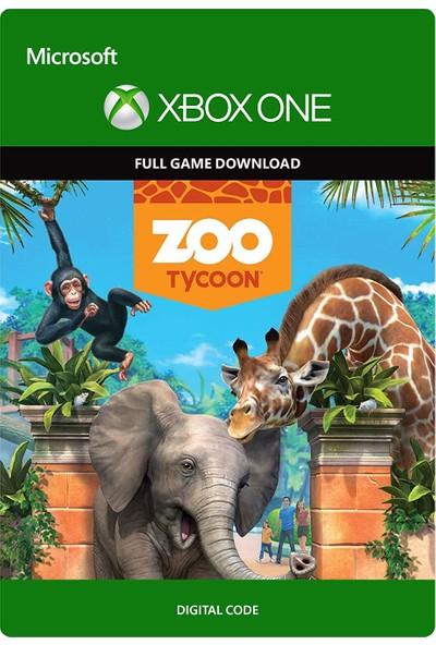 Zoo Tycoon Xbox One Dijital Oyun