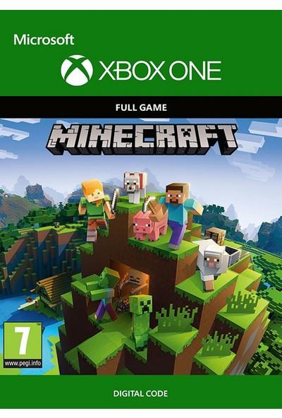 Minecraft Xbox One Dijital Oyun