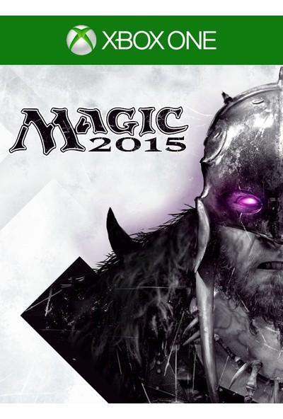 Magic 2015 Xbox One Dijital Oyun
