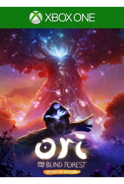 Ori And The Blind Forest: Definitive Edition Xbox One Dijital Oyun