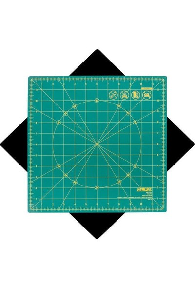 Olfa Rm-A3 Döner Kesim Tablası 30 x 30 cm