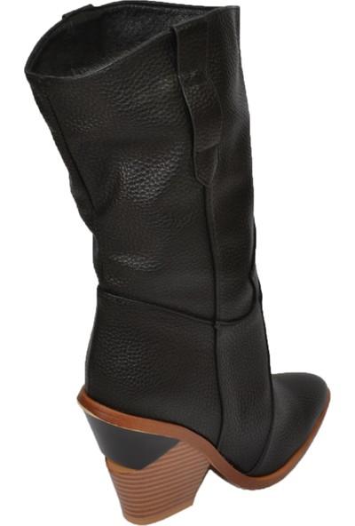 Guja 19K-226 Kadın Topuklu Çizme