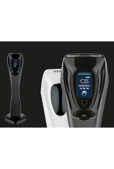 Css Z10 1000 M2 Kapasiteli Beyaz Profesyonel Koku Makinesi&touch Koku Kartuşu