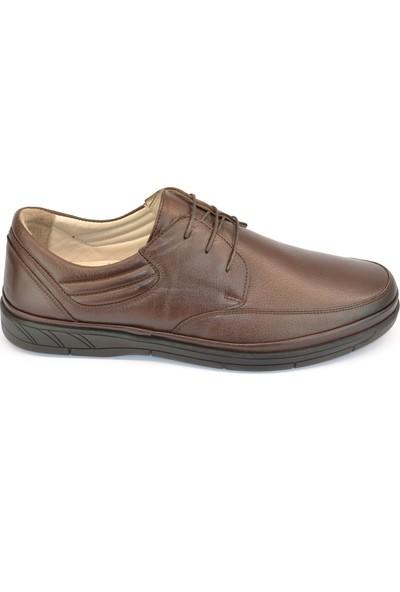 Voyager V-2666 Comfort Deri Erkek Ayakkabısı