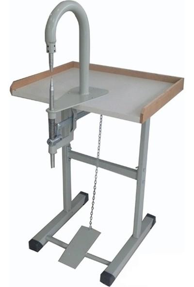 Kotil Yaka Çevirme Makinesi/