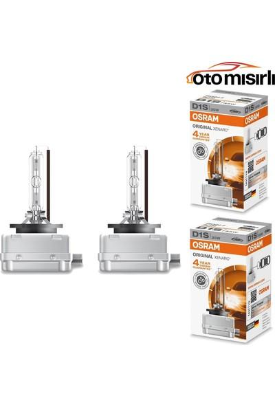 Osram D1S Xenon Zenon Far Ampülü Xenarc 2 Adet