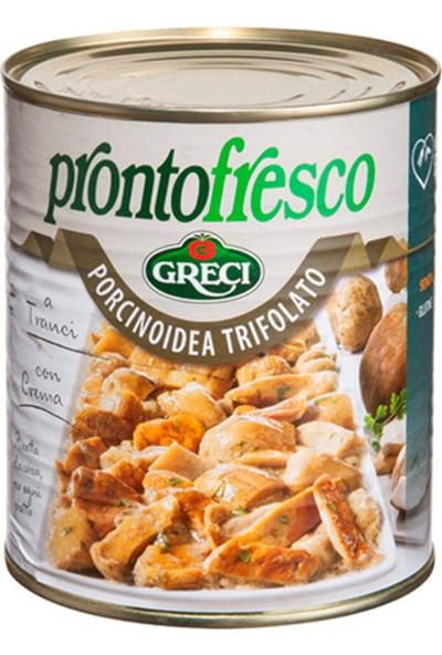 Prontofresco Porçini Mantarı Dilimli, Hazır 800 gr
