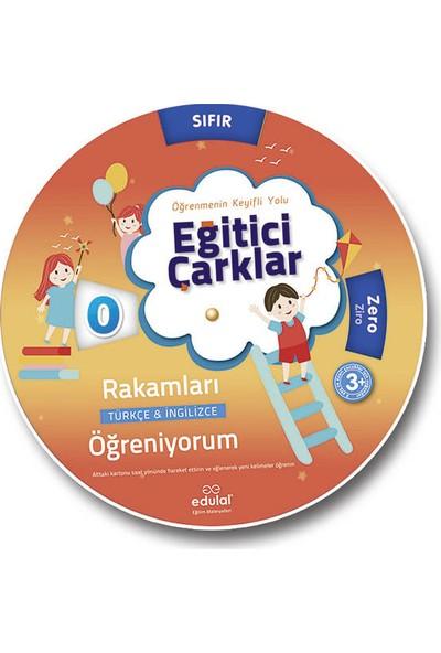 Çocuklar Için Aktiviteli Eğitici Çarklar Eğitim Seti - 10'lu Set