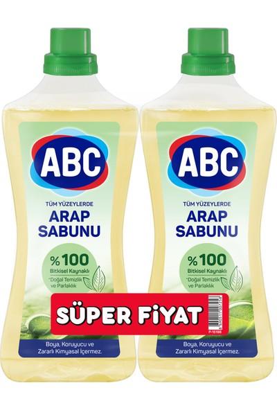 Abc Sıvı Arap Sabunu 2Li Paket (900 Ml + 900 Ml)