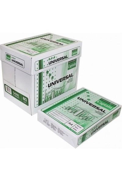 Universal A4 80 gr Fotokopi Kağıdı 5'li 2500 Yaprak