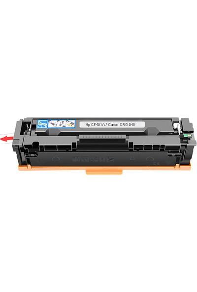 Endlessprint Canon LBP - 612C/ MF632C/ MF634C Mavi Muadil Toner - 1.400 Sayfa
