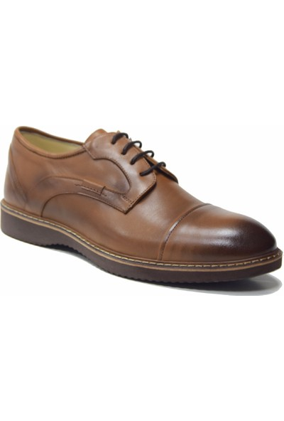 White World 2080 Taba Klasik Ayakkabı