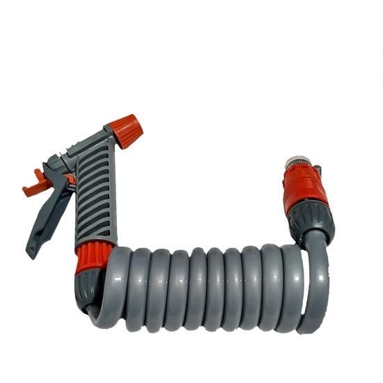 Plasyay Spiral Yıkama Hortum Seti 250 cm