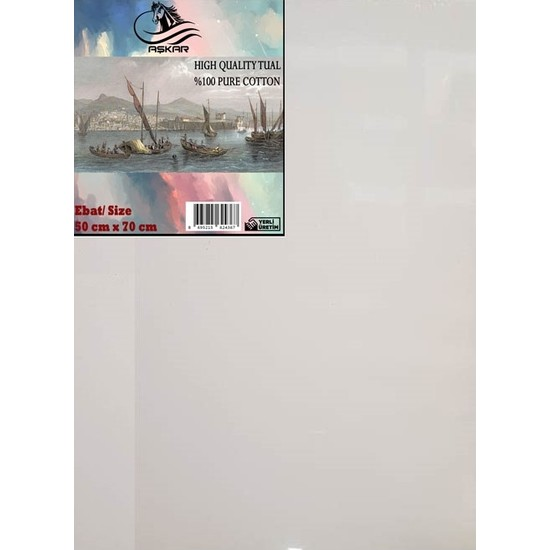 Aşkar Tuval 50 x 70 cm