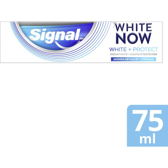 Signal White +Protect & Complete White Now 75 ml