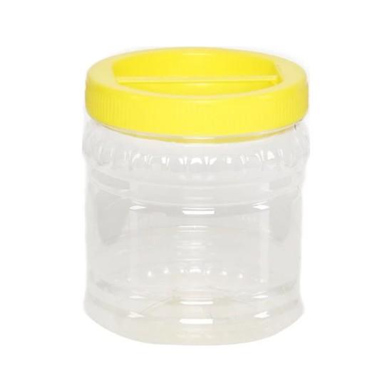Aspet Plastik Pet Kavanoz - 6 Adet