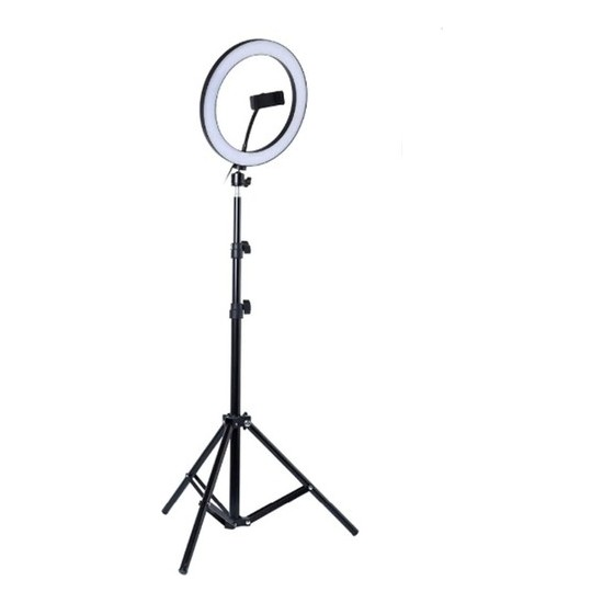 "Pdx Youtube Makyaj Selfie Kuaför Make Up 10"" Ring Light 2 m Stand"