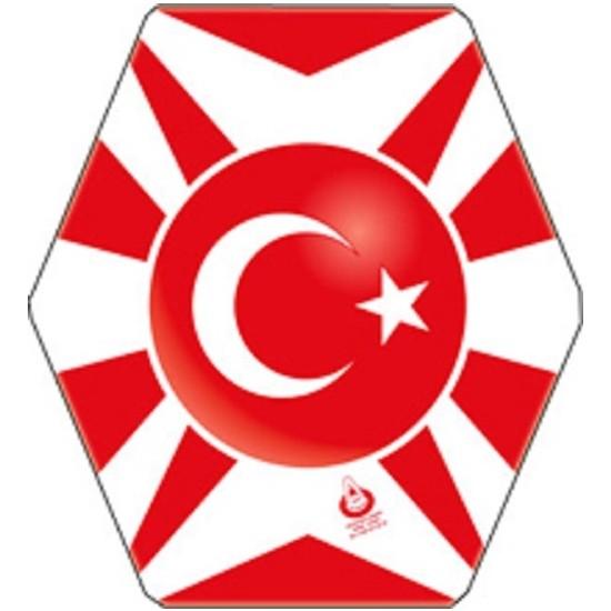 Türk Bayrağı Çıtalı Uçurtma Seti